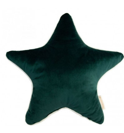ARISTOTE STAR VELVET CUSHION 40X40 201