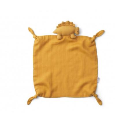 AGNETE CUDDLE CLOTH DINO YELL.MELLOW 21