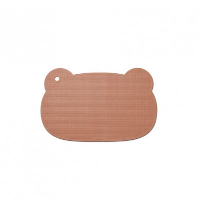 SAILOR BATH MAT MR BEAR TUSCANY ROSE 21