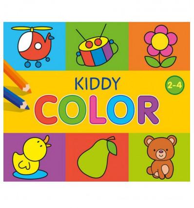 KIDDY COLOR 2-4Y 21