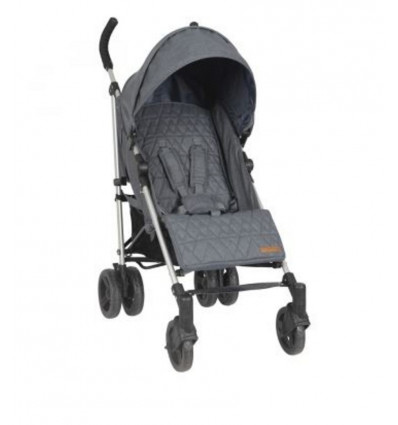 4 POSITION BUGGY GREYBLUE MELANGE