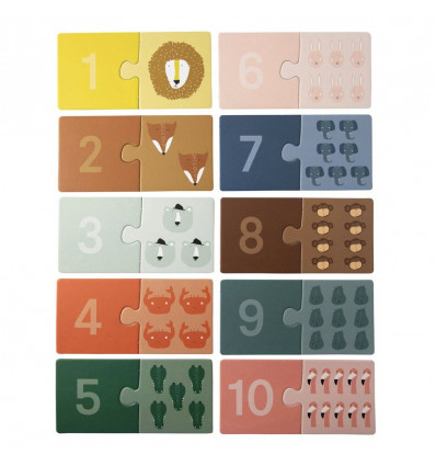 COUNTING PUZZLE 21