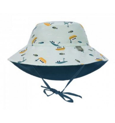 SUN BUCKET HAT BOAT MINT 19-36M 21